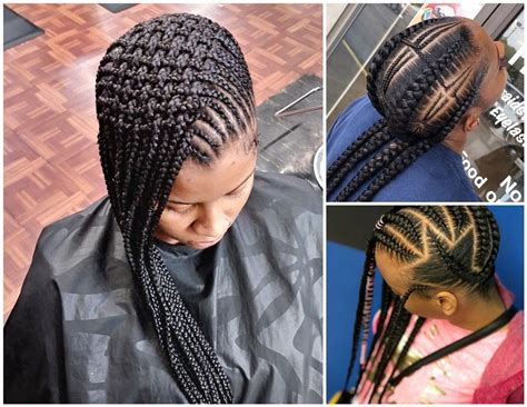 Stylish Braids Hairstyles
