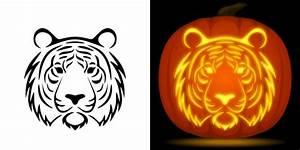 Kürbis Schnitzen Muster : pin von muse printables auf pumpkin carving stencils pinterest k rbisse schnitzen schnitzen ~ Markanthonyermac.com Haus und Dekorationen