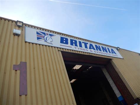 News Nuneaton Depot At Britannia Tyres