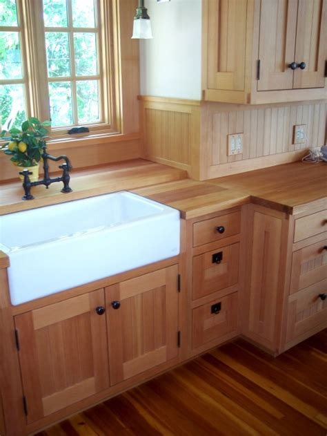 Timber Frame Cabinetry   New Energy Works