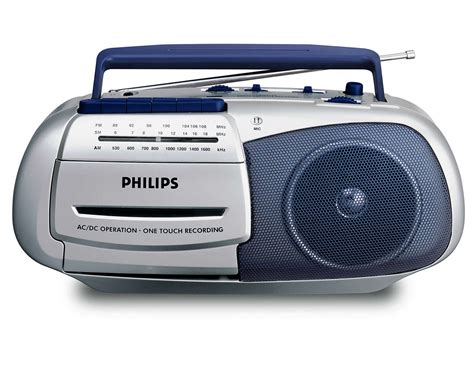 Radio Cassette Recorder by Radio Cassette Recorder Aq4130 01 Philips