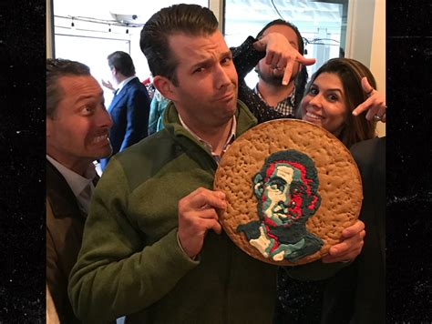 jr trump donald cookie obama ted cruz don tmz cake racist owner angry looks restaurant pisses insta dallas took trolling