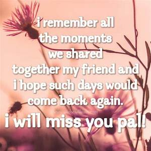 30 Farewell Messages for Friends ~ WishesAlbum.com
