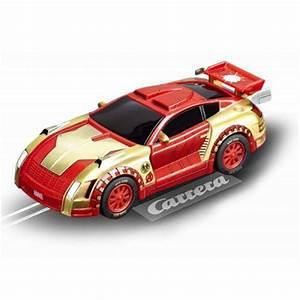 Voiture Pour Circuit Carrera Go : voiture pour circuit carrera go avengers iron man tech racer carrera magasin de jouets pour ~ Voncanada.com Idées de Décoration