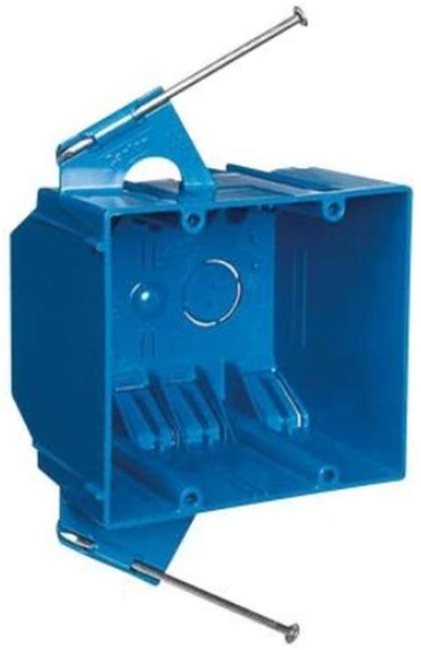 electrical dual wall box