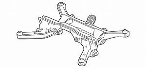 Oem Gm Rear Suspension Cross