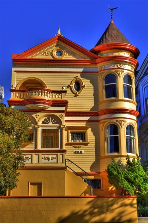San Francisco Victorian By Paul Owen