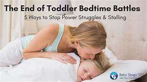 The End of Toddler Bedtime Battles