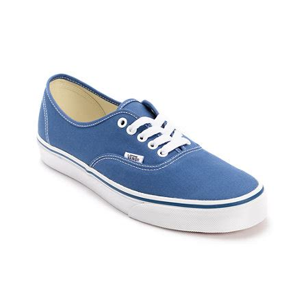 Ns Authentic  Ee  Navy Ee   S Shoes At Zumiez Pdp