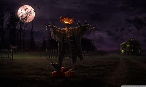 The Nightmare Before Christmas Wallpapers Halloween Wallpapers Dark Scary Hd Desktop Wallpapers 4k Hd