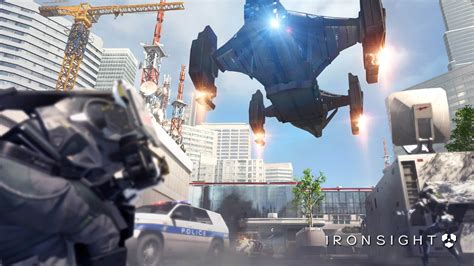 Ironsight - Gamigo announces Open Beta date for futuristic ...