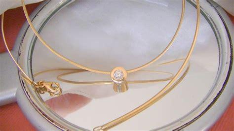 Brilliant Fuer Eine Brillante Gestaltung by Gleiter Mit Omega Reif 1 Brillant 0 20ct If Lupenrein Gold