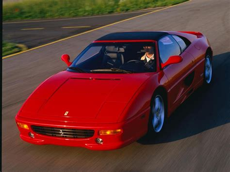 These sets are issued by the factory to inform the media about new models. 1997 - 1999 Ferrari 355 F1 GTS Review - Top Speed