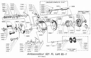 Gb 5172  Abu Garcia Schematic Diagrams Free Diagram