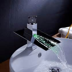 changing a kitchen sink faucet faucets images color changing led waterfall bathroom sink faucet wallpaper and background photos