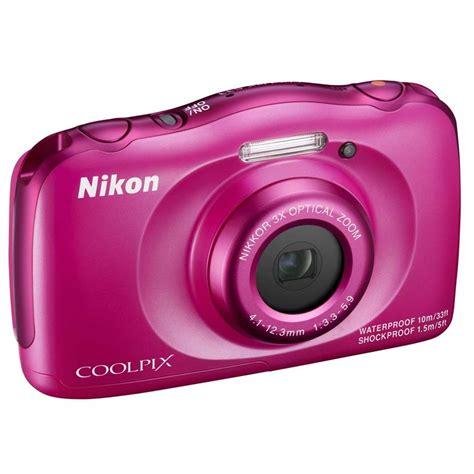 coolpix s33 sle images coolpix s33 pink Nikon