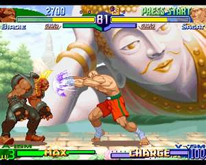 Street Fighter Alpha Max 3 PSP Game Free Full Version ...