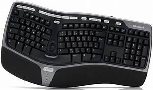 Microsoft Natural Ergonomic Keyboard 4000  Uk Layout