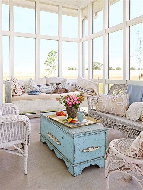 Sunroom Furniture Ideas Decorating Sunrooms by 26 Charming And Inspiring Vintage Sunroom D 233 Cor Ideas