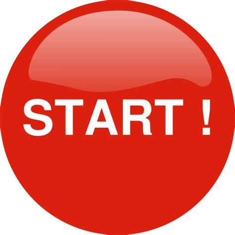 Start Clip Art At Clkercom  Vector Clip Art Online