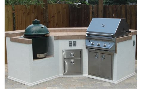 outdoor kitchen with green egg outdoor kitchens with egg outdoor kitchens with a bbq 7246