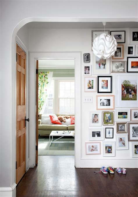 Gallery Wall Floor to Ceiling