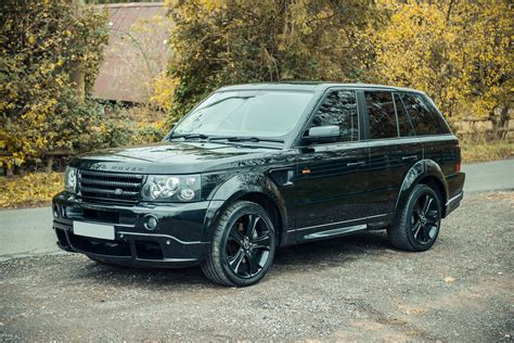 Land Rover Range Rover Sport Picture by David Beckham Owned Range Rover Sport Heads To Auction