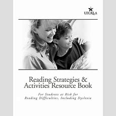 Reading Strategies & Activities Resource Book For Students
