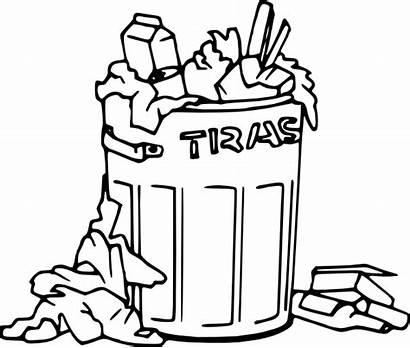 Trash Clip Garbage Clipart Svg Hi Vector