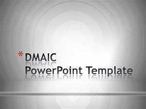 dmaic quality powerpoint template With dmaic template ppt