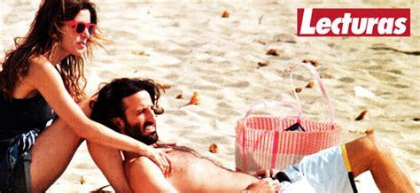 las romanticas vacaciones de raquel sanchez silva en