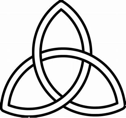 Celtic Knot Mesh Blender Three Point Star
