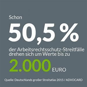 Arbeitgeberkosten Berechnen : arbeitsrechtsschutz bei advocard ~ Themetempest.com Abrechnung