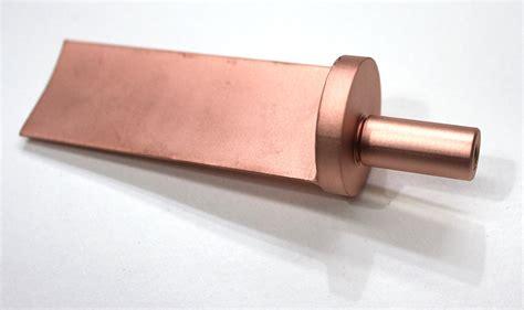 electrodes production tecno edm graphite  copper electrodes  edm