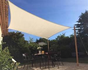 Protection Soleil Terrasse : les avis des nos clients voiles d ombrage france ~ Nature-et-papiers.com Idées de Décoration