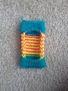 RAINBOW LOOM iPod or iPhone case!   Rainbow Loom ...
