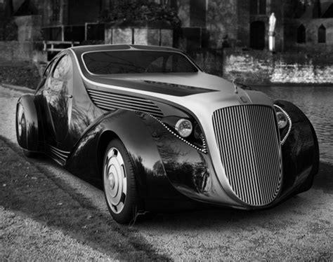 rolls royce jonckheere aerodynamic coupe ii concept