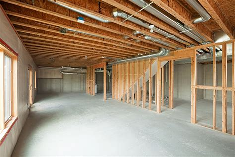 basement development planning property development