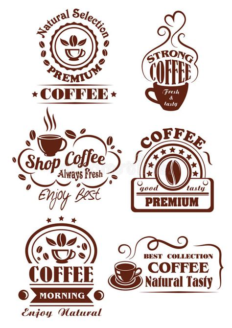 Bekijk onze coffee cup icon selectie voor de allerbeste unieke of custom handgemaakte items uit onze mokken shops. Coffee Cup Brown Icon For Cafe Label Design Stock Vector - Illustration of brown, drink: 89956446