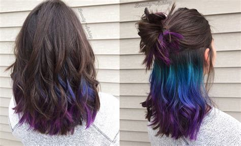 Underlights The Rainbow Hair Dye You Can Sport At The