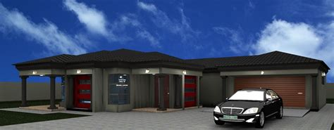 3 Bedroom House Johannesburg by House Plan Mlb 007 In 2019 Design House Plans Tuscan
