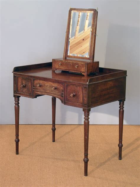 antique vanity table antique dressing table georgian dressing table antique