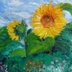 Van Gogh Paintings Sunflowers