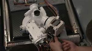 Bosch Dishwasher Circulation Pump Replacement  442548