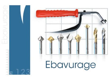 definition de chambrer outils d 39 ébavurage vaco