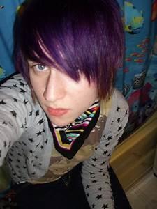 omgz sew emo purple ppl-eater by PinkyLemon on DeviantArt