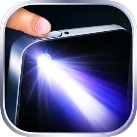 heres   flashlight app