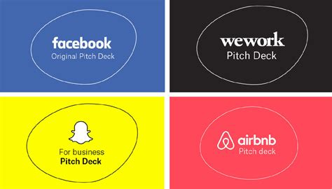 startup pitch deck template pitch deck exles from successful startups 2018 slidebean