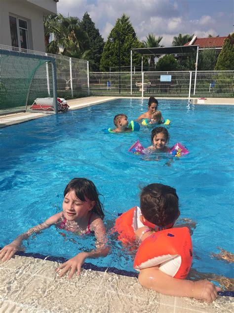 deutsche schule izmir poolwoche im kindergarten der