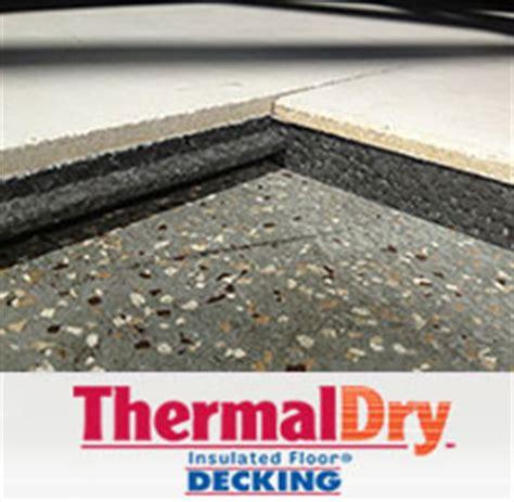 unfinished thermaldry basement floor matting basement flooring waterproofed mold resistant basement